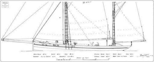 Ibex  (Brixham Trawler) - By David Aldterton