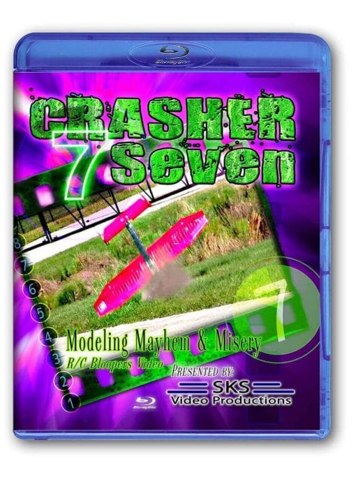 DVSKS - Crasher 7 BluRay