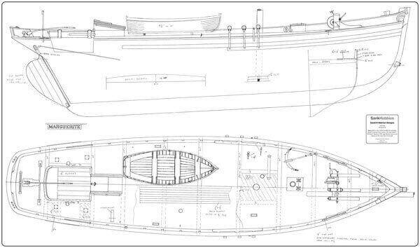 Marguerite (Bristol Channel Pilot Cutter) - By David Alderton (PLAN)