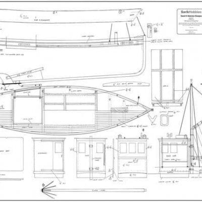 Lindy Lou (Mevagissey Fishing Boat) - By David Alderton (PLAN)
