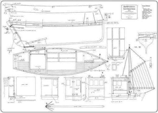 Lindy Lou (Mevagissey Fishing Boat) - By David Alderton (PLAN)