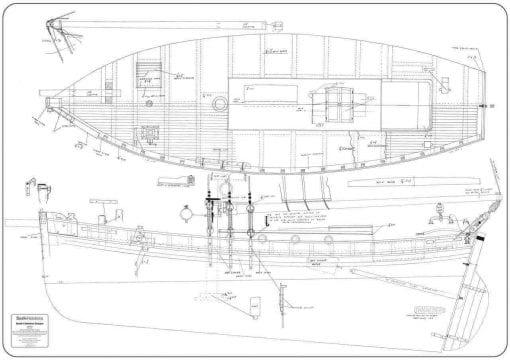 Breeze  (Bristol Channel Pilot Cutter) - By Dave Alderton (PLAN)