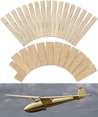Slingsby Type 26 Kite 2a - Wood Pack