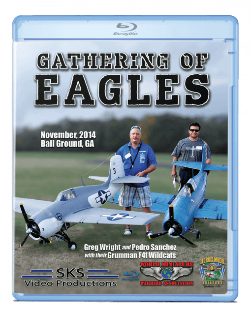 Gathering of Eagles 2015 Blu-Ray