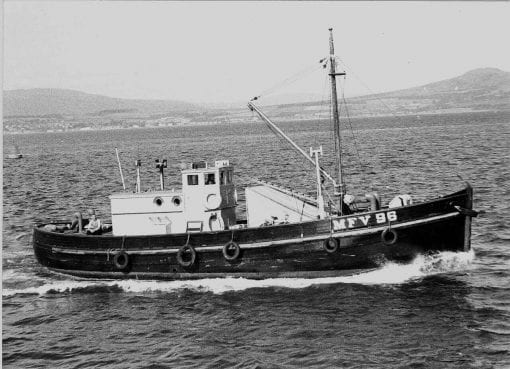 MM2110 Admiralty 61.5ft MFV