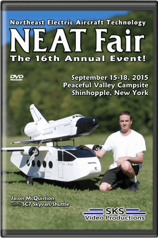 Neat Fair 2015 DVD & Blu-Ray