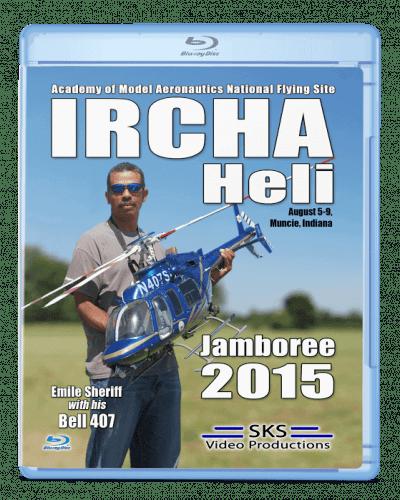 IRCHA Heli Jamboree 2015 - BluRay