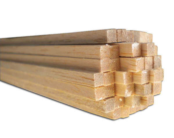 Strip Balsa Wood
