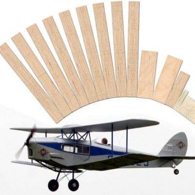 DH Fox Moth - Full Set