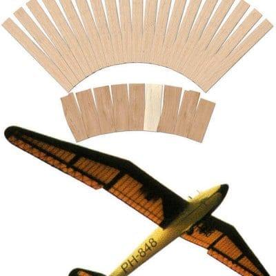 "Minimoa (191"" ) - Laser Cut Wood Pack"