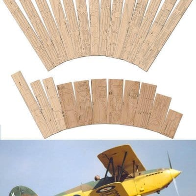"Hawker Fury 1 (60"") - Full Set"