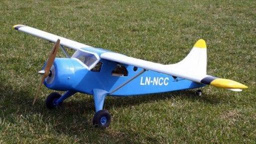 de Havilland Canada DHC-2 Beaver (Plan)