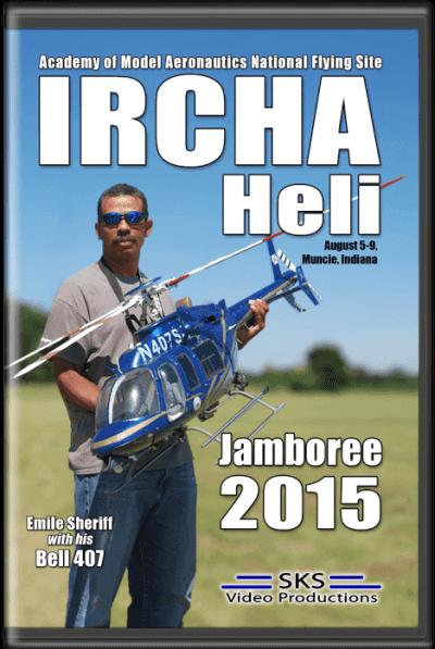 IRCHA Heli Jamboree 2015 - DVD