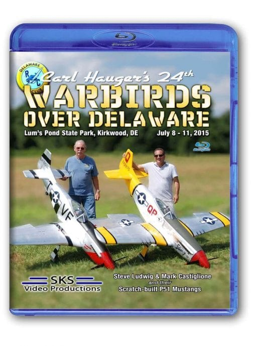 Warbirds Over Delaware 2015 Blu-Ray
