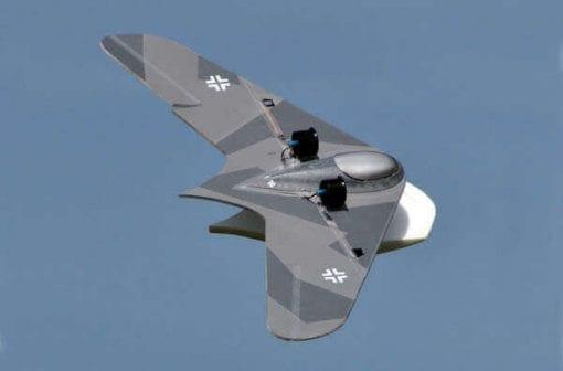 Horten Ho229-W (Wasserflugzeug) Plan