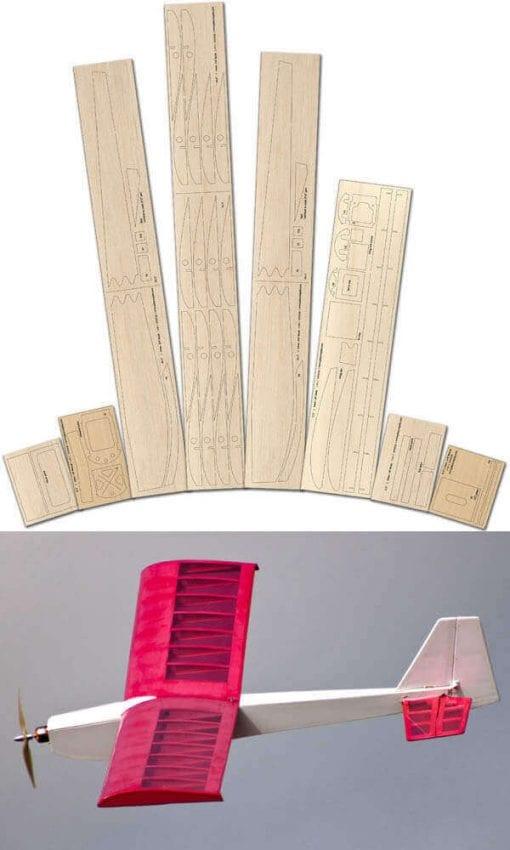 Novice E Laser Cut Wood Pack