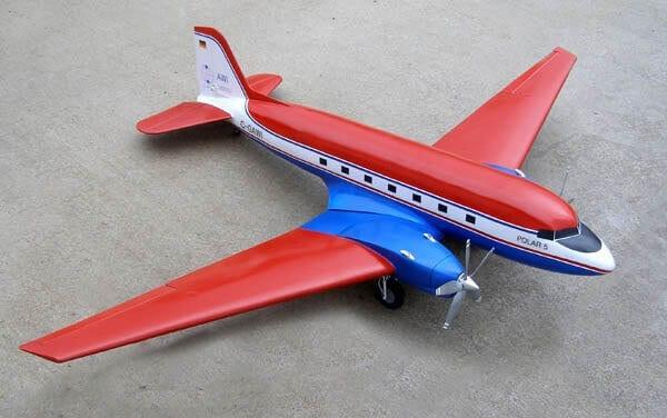Basler Turbo BT67 Plan