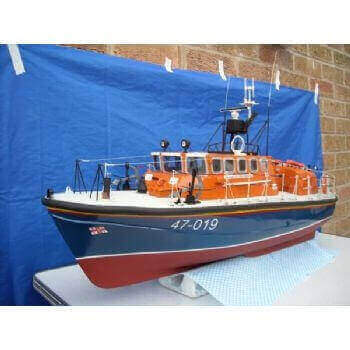 MM1390 Life Boat Plan & Hull (Free Plan)