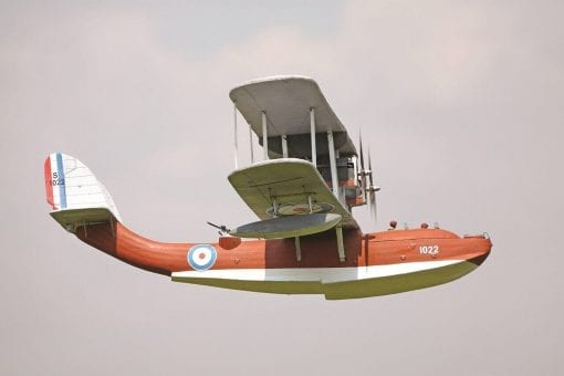 RC2140 Supermarine Southampton Plan