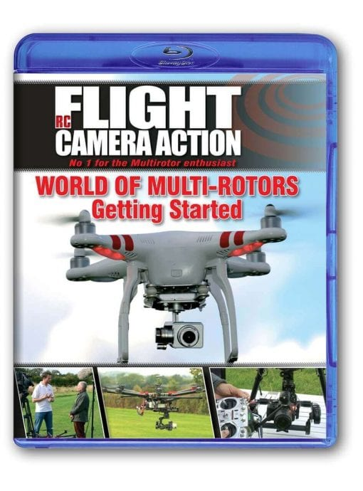 World of Multi-Rotors - Getting Started Blu-Ray