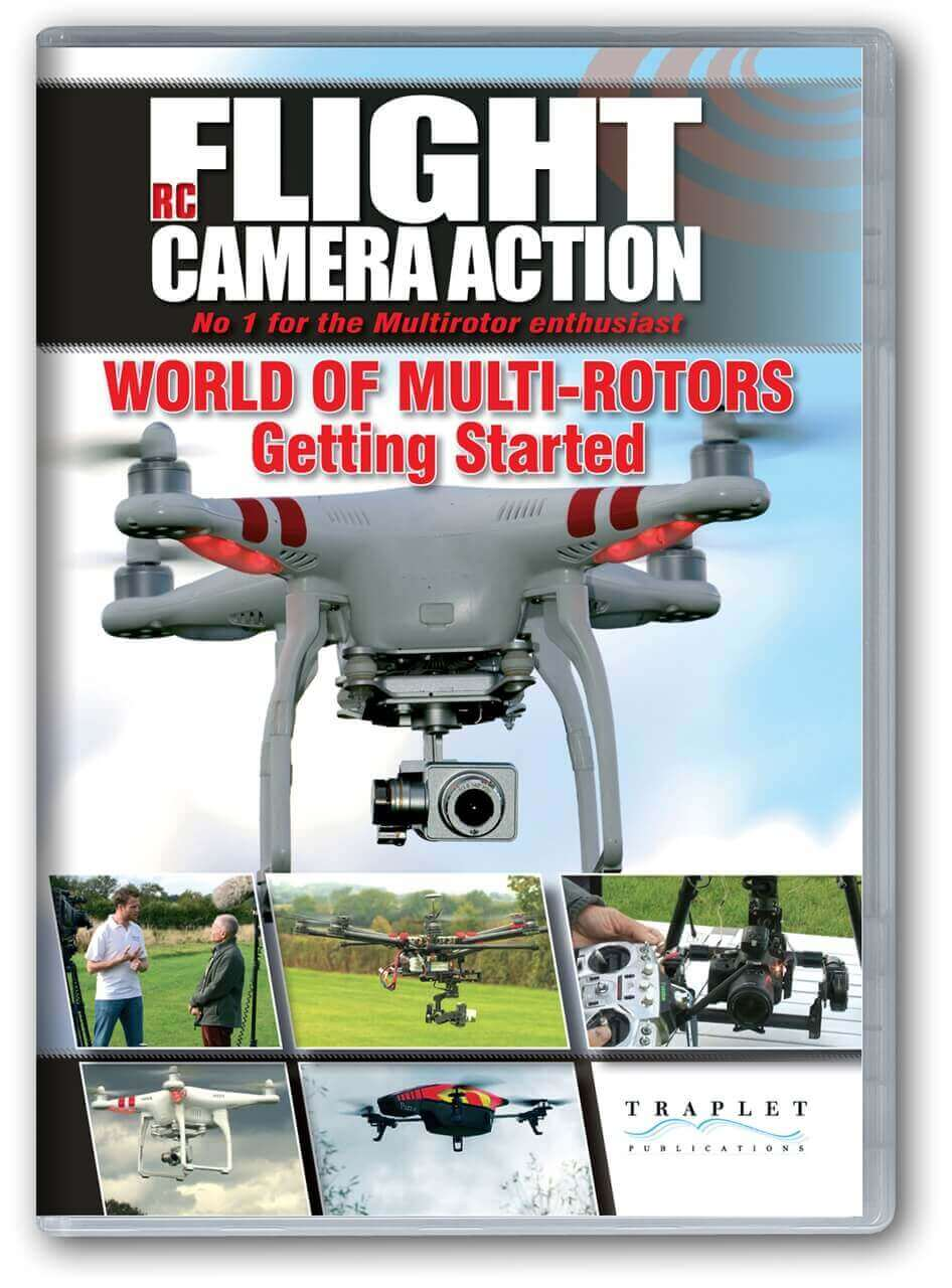 World of Multi-Rotors - Getting Started DVD