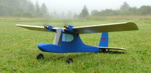 Skygipsy Twin Plan