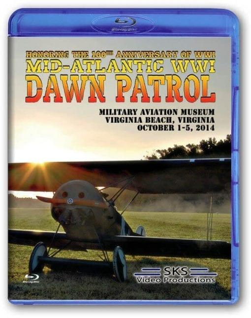 Dawn Patrol 2014 Blu-Ray