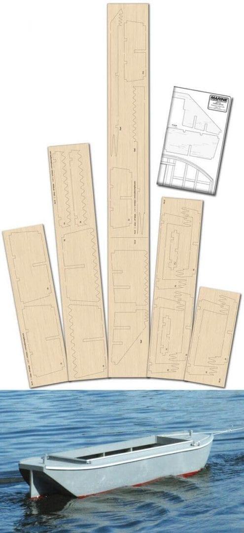 Thames Lighter - Set