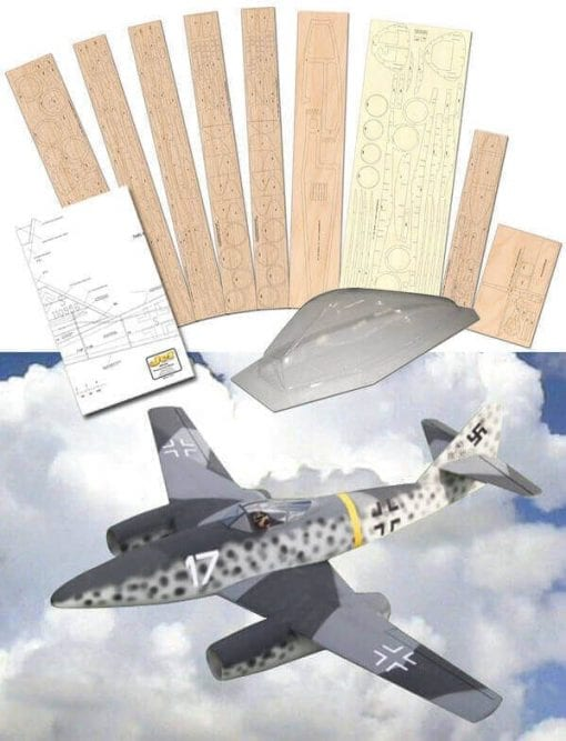 Messerschmitt Me 262 - Set