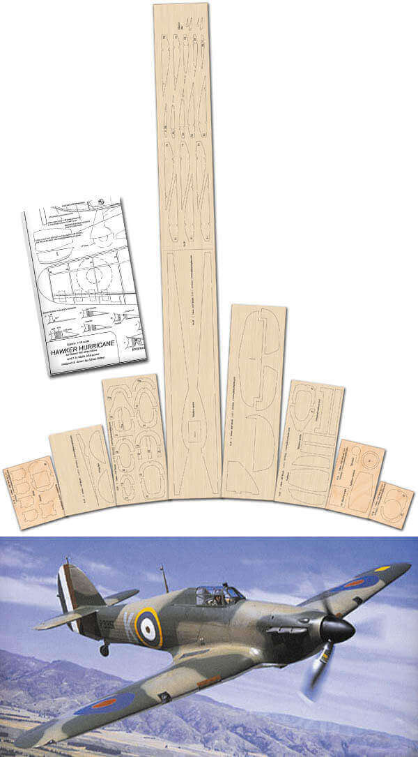 Hawker Hurricane - Set