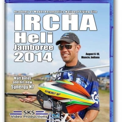 IRCHA Heli Jamboree 2014 Blu-Ray