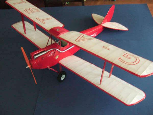 DH60 Moth (Gypsy & Cirrus Moth)