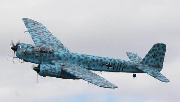 Junkers Ju-188G-1 Plan