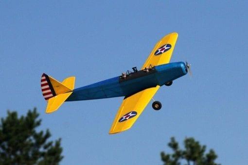Fairchild PT-19 (Plan)
