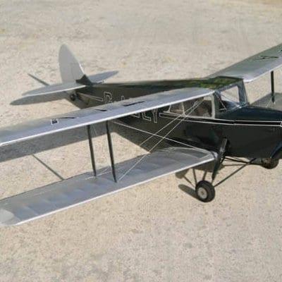 DH 87B Hornet Moth
