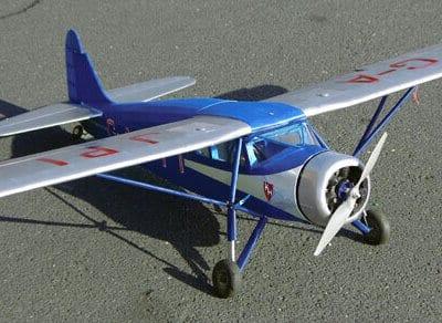 Fairchild 24W 'Argus'