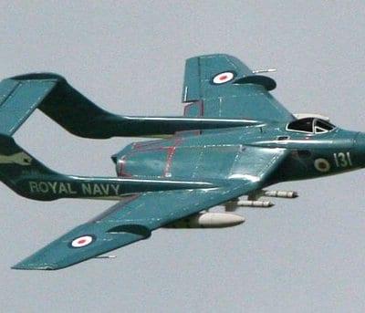 DH 110 Sea Vixen