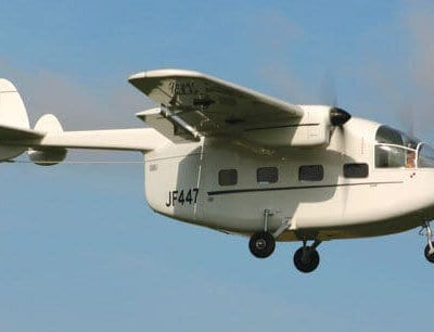 Miles M.57 Aerovan Plan