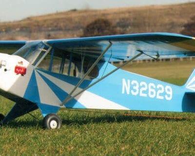 Clipped Wing Piper J-3 Cub