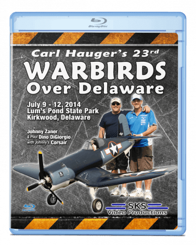 Warbirds Over Delaware 2014 Blu-Ray