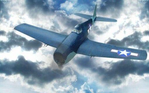 Grumman F67F Hellcat