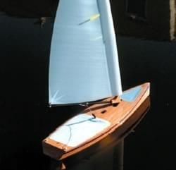 Strathclyde 70 Wee Nip Sailing Yacht Sarik Hobbies