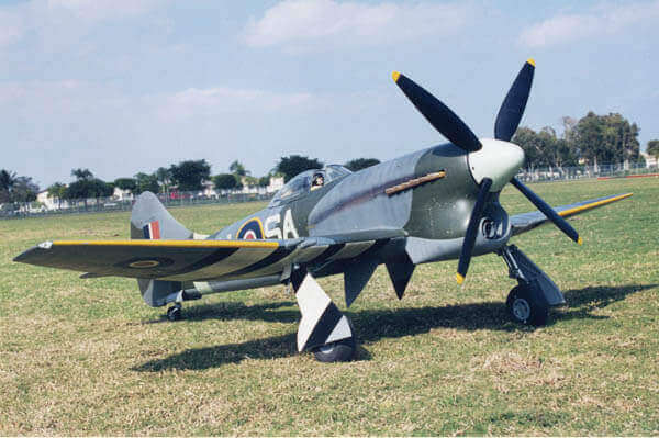 Hawker Tempest 5