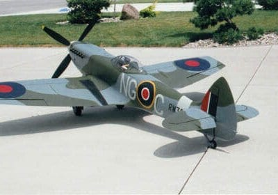 Supermarine Spitfire Mk. 16E