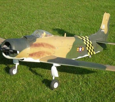 Douglas AD-1 Skyyraider