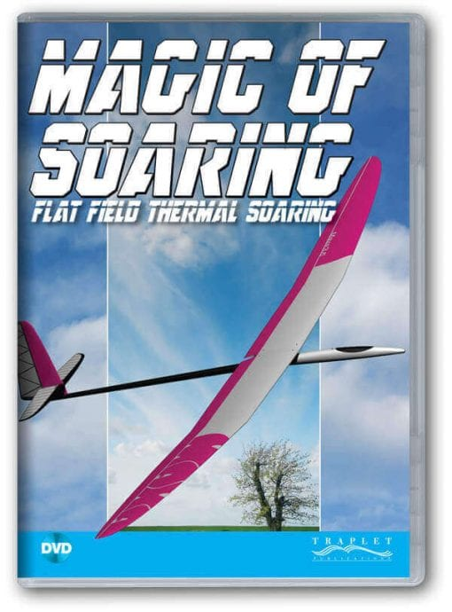Magic of Soaring - Flat Field Thermal Soaring DVD