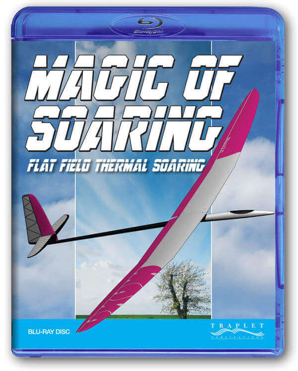 Magic of Soaring - Flat Field Thermal Soaring Blu-ray