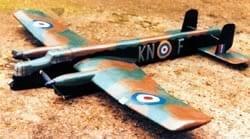 Whitley Bomber