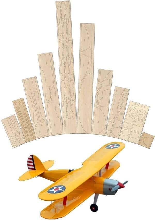 Marquess 33 - Laser Cut Wood Pack - Sarik Hobbies - for the Model Builder