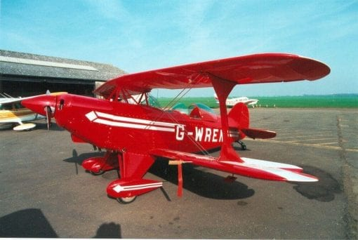 Pitts Special S-2A